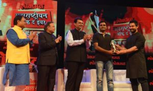 Shashikant Dhotre Maharashtrian of the year